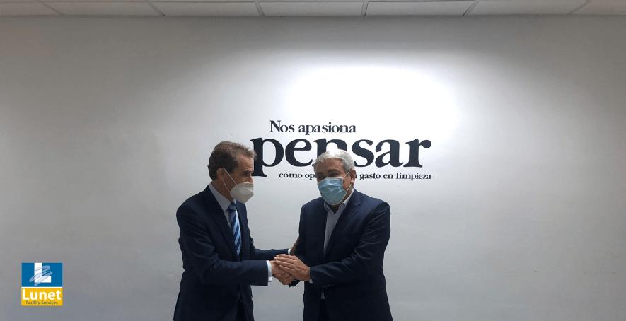 Lunet Solidario reafirma su compromiso con la Asociación FERT